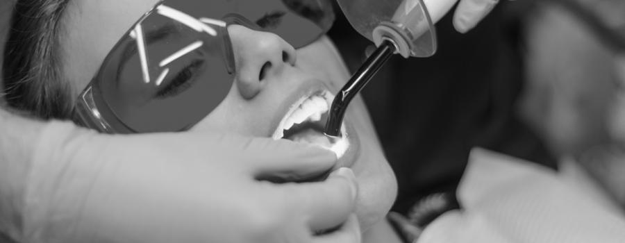 Laser odontoiatrico Studio Canonico
